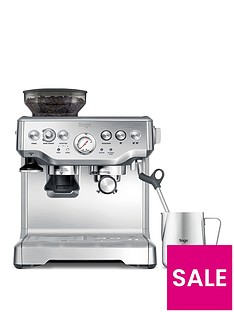 Sage Sage the Barista Express Coffee Machine - Stainless Steel