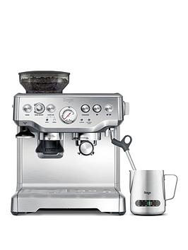 Sage Sage The Barista Express Coffee Machine – Stainless Steel