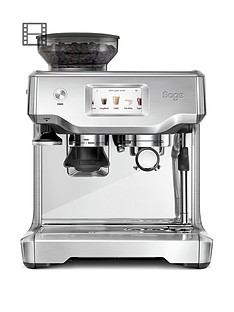 Sage Barista Touch Coffee Machine - Stainless Steel Best Price, Cheapest Prices