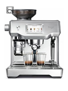 Sage the Oracle Touch Coffee Machine - Stainless Steel