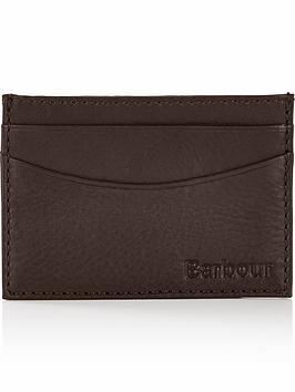 barbour-mens-leather-card-holdernbsp--brown
