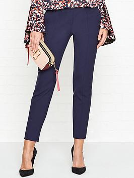 hugo-hevas-slim-leg-trousers-navy