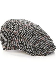 barbour-mens-new-county-flatcap-grey
