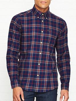 barbour-stapleton-seth-brushed-check-shirt-blueredgrey