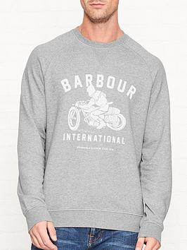 barbour-international-international-burn-crew-sweatshirt-grey
