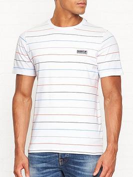 barbour-international-international-disc-stripe-t-shirt-white