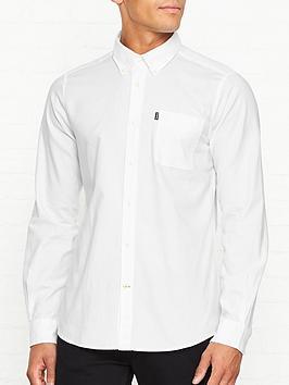 barbour-endsleighnbsplong-sleeve-oxford-shirt-white