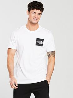 dfc013a0831c THE NORTH FACE Short Sleeve Fine T-Shirt