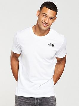 the-north-face-short-sleeve-simple-dome-t-shirt