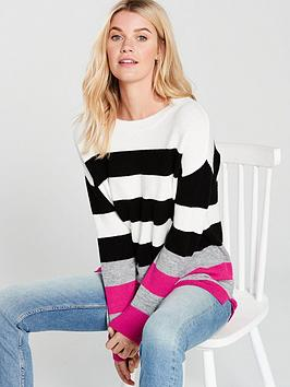 v-by-very-stripe-slouch-longline-jumper