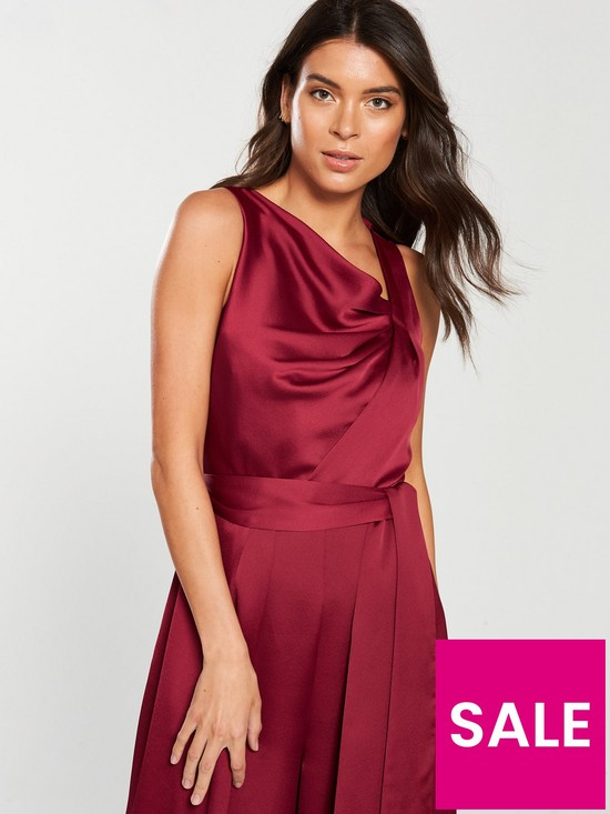 0f59859da95a ... COAST Alby Mimi Jumpsuit - Merlot. 2 people are looking at this right  now.