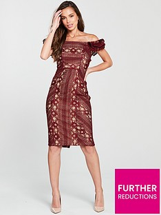 coast-lace-shift-dress-merlot-red