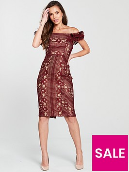 coast-lace-shift-dress-merlot-red