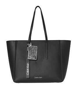 Calvin Klein Calvin Klein Ca Base Large Shopper Tote Bag
