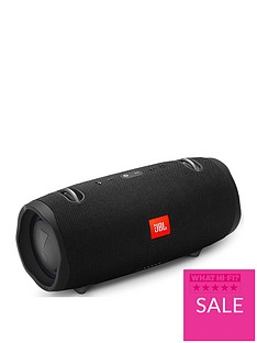 JBL Xtreme 2 Wireless Bluetooth Ultimate Portable Speaker featuring Bass Radiator, JBL Connect+ and Up To 15 Hours Playtime
