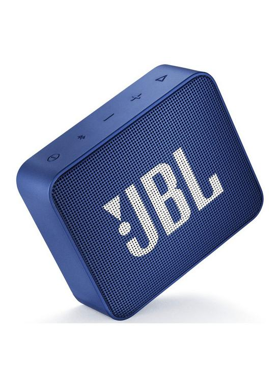 996efbd410d3 JBL GO 2 Wireless Bluetooth Speaker with IPX7 Water-Resistant Rating ...