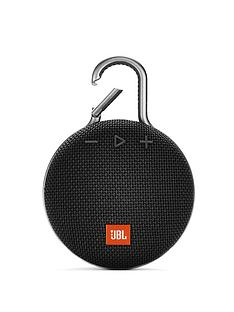 jbl-jbl-clip3-wireless-bluetooth-ultra-portable-and-rugged-speaker-with-intergrated-carabiner-and-up-to-10-hours-playtime-black