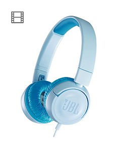 jbl-jbl-junior-wired-lightweight-portable-headphones-with-safe-volume-limiter-ndash-ice-blue