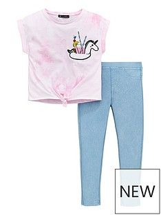 mini-v-by-very-unicorn-tie-dye-tee-amp-jegging-set
