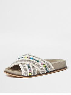 river-island-embellished-cross-strap-sandals-white