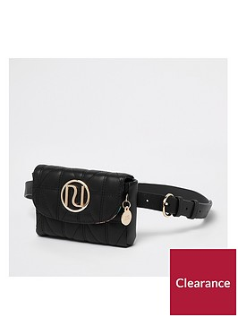 river-island-quilted-belt-bumbag-black