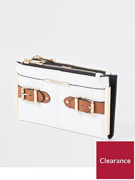 river-island-buckle-detail-slim-foldout-purse