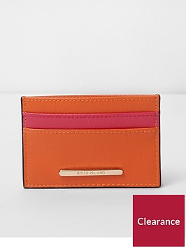 river-island-card-holder-orange