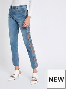 river-island-river-island-casey-slim-fit-side-stripe-jeans--dark-blue