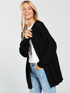 v-by-very-rib-slouch-cardigan-black