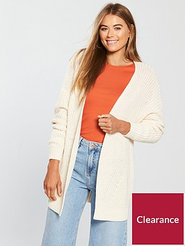 v-by-very-rib-slouch-cardigan-cream