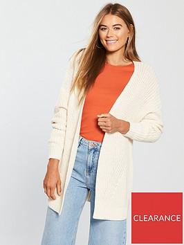 v-by-very-rib-slouch-cardigan-cream