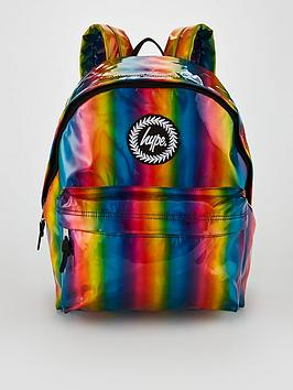 hype-rainbow-holographic-backpack