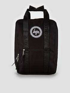 hype-boxy-crest-backpack-black