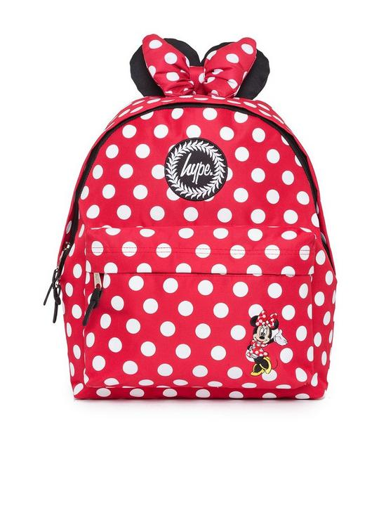 Hype Disney Minnie Mouse Backpack | very.co.uk