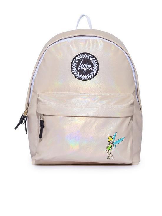 360375db2d1 Hype Hype Disney Tinkerbell Iridescent Backpack
