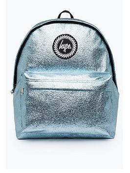Hype Aqua Foil Backpack