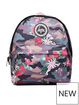 hype-flower-camo-backpack