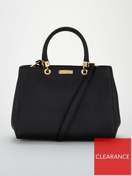 4e566caeba72 Carvela Darla Black Tote Bag - Black