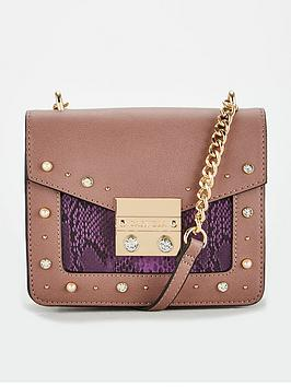 Carvela Boo Crossbody Bag - Pink
