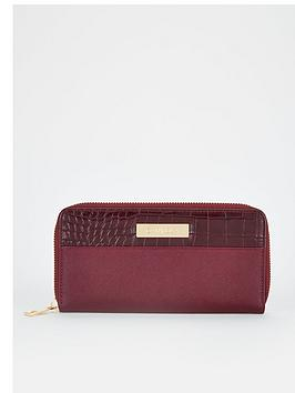 Carvela Alis Colour Wine Purse