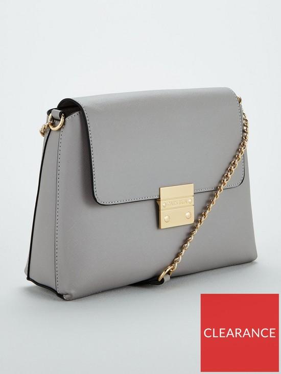 6578d4772f6 ... Carvela Blink Chain Handle Shoulder Bag - Grey. View larger