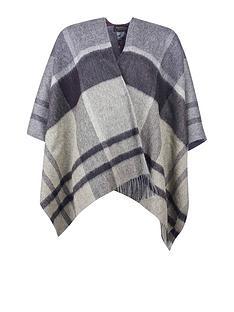 barbour-winter-tartan-cape