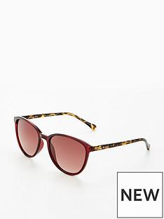ted-baker-tierney-bergundy-sunglasses