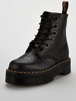 Dr Martens Lolita Boot - Black