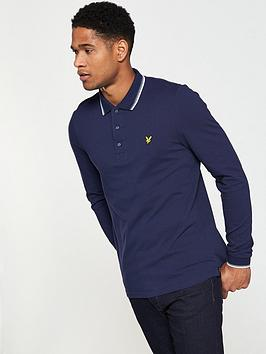 lyle-scott-ls-tipped-polo-shirt