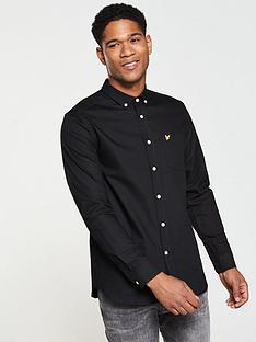 lyle-scott-oxford-shirt