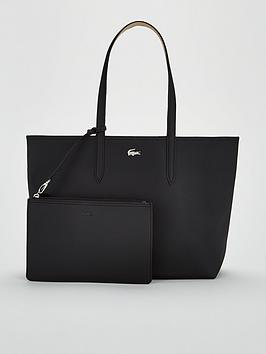 lacoste-lacoste-anna-blackwarm-sand-shopper-tote-bag