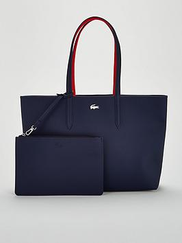 lacoste-lacoste-anna-marinerouge-shopper-tote-bag