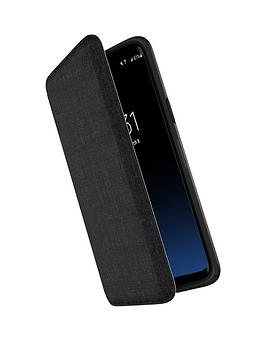 speck-presidio-folio-for-samsung-galaxy-s9-heathered-blackblackslate-grey