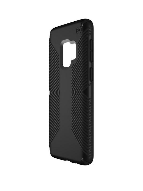 save off c9b4d 20c80 Presidio Grip Case for Samsung Galaxy S9 - Black/Black